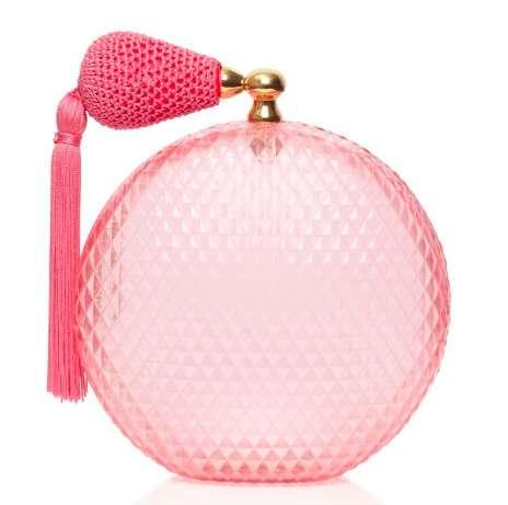 Transparent Purse-Shaped Fragrances