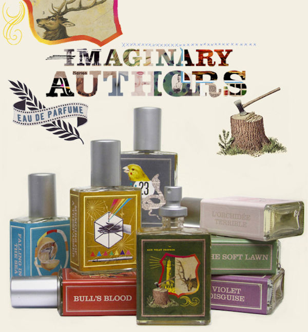 Fictitious Literature Perfumes