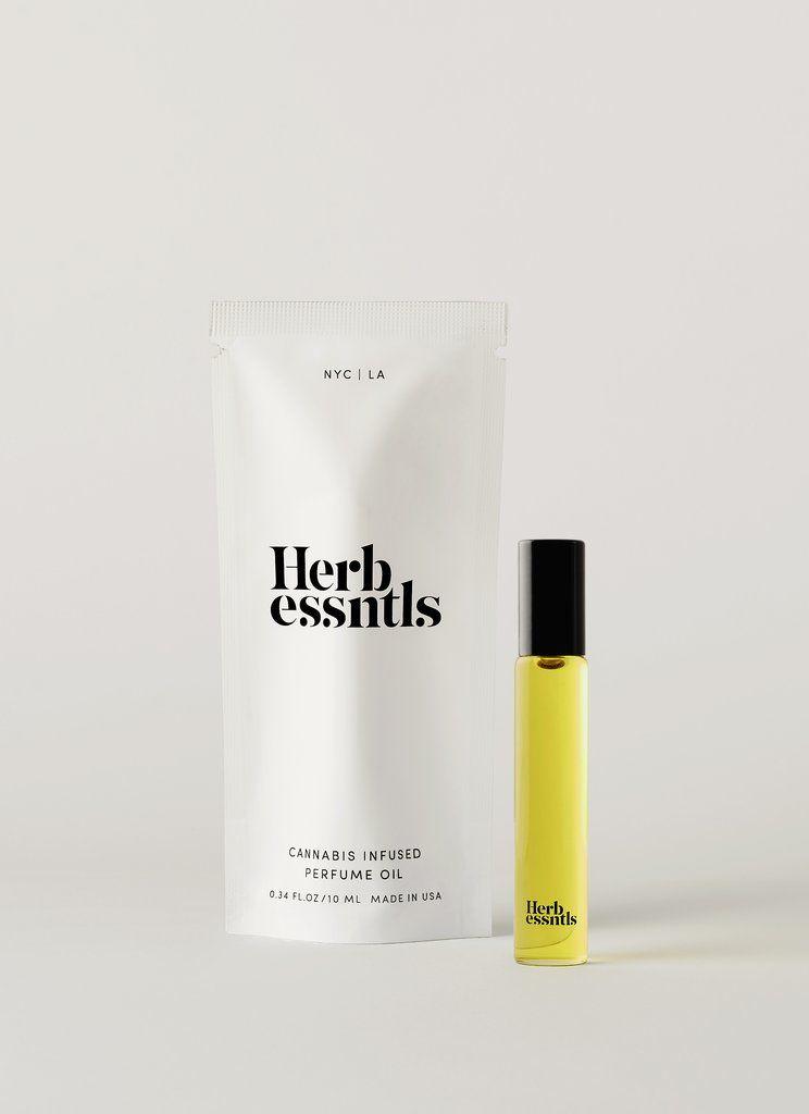 Cannabis-Infused Perfume Oils