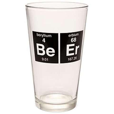 Chemistry Class Pints