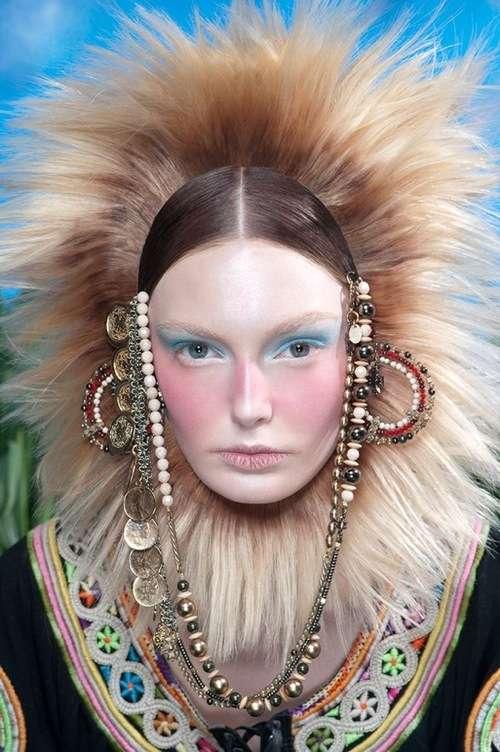Lion Mane Hairstyles