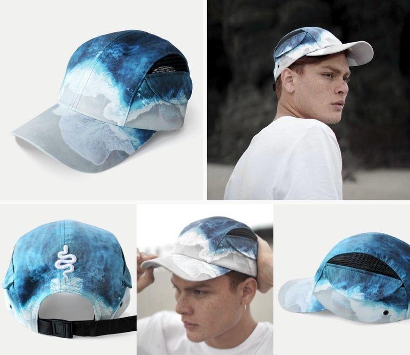Sustainable Sport Caps