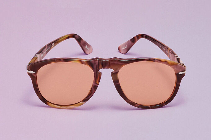 Collaboration Recycled Acetate Sunglasses
