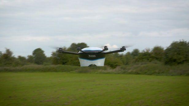Personable Drone Deliveries
