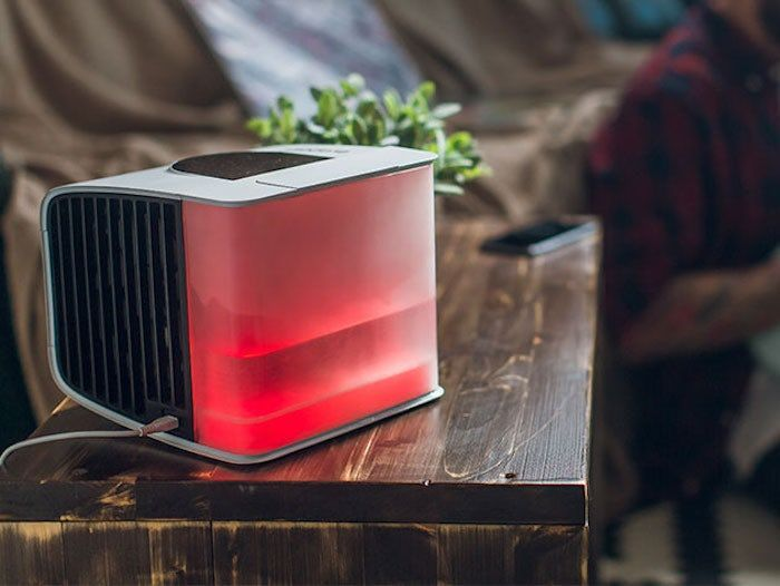 Compact Personal Air Conditioners