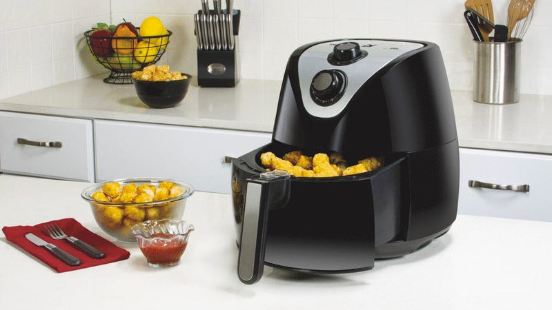 Calorie-Cutting Meal Fryers