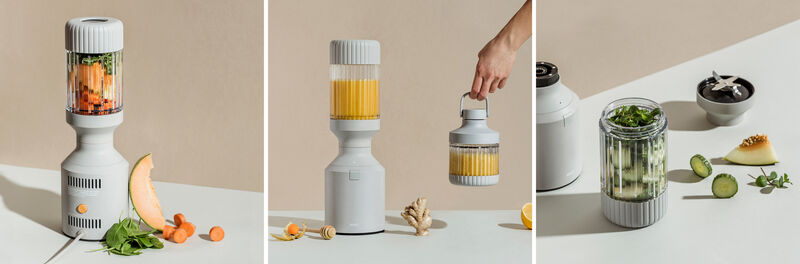 Hydrating Blender Systems