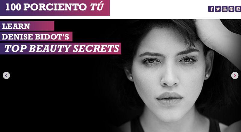 Hispanic Beauty Campaigns