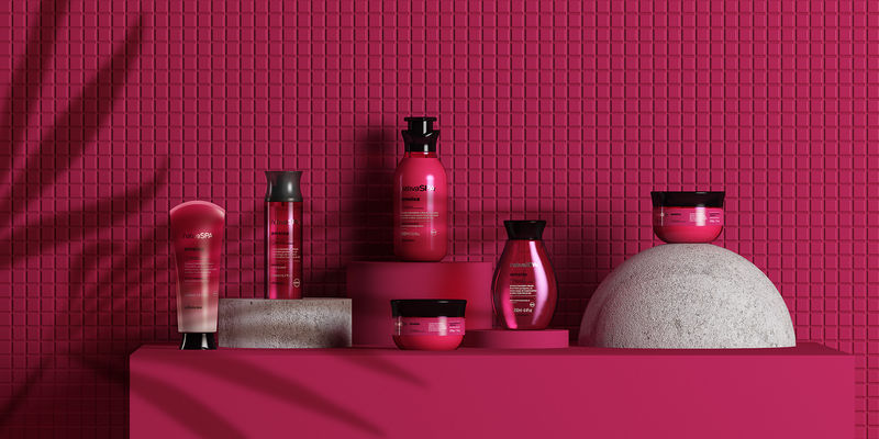 Color Based Personal Care Packaging Personal Care Packaging