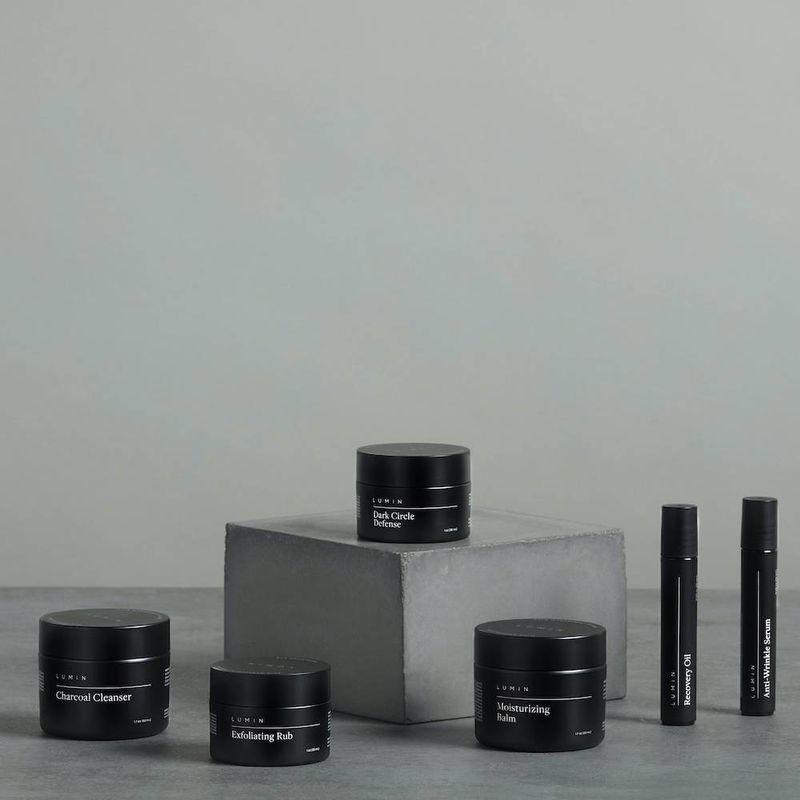 Customized Men's Skincare