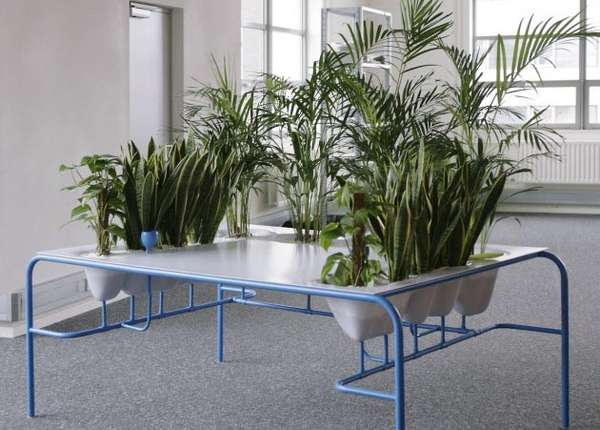 Tree-Topped Tables