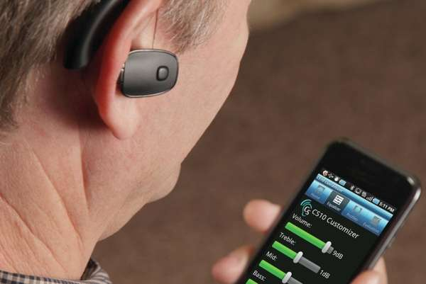 Tech-Integrated Hearing Aids