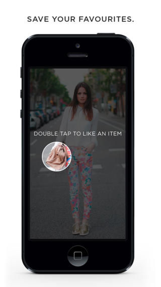 Shoppable Street Style Apps