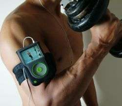 Personal Trainer for iPods