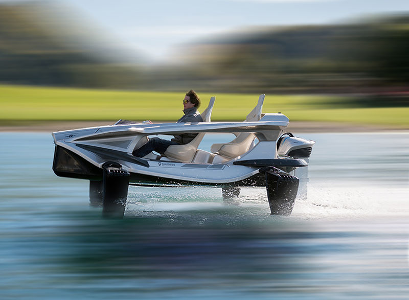 Electrified Personal Watercrafts