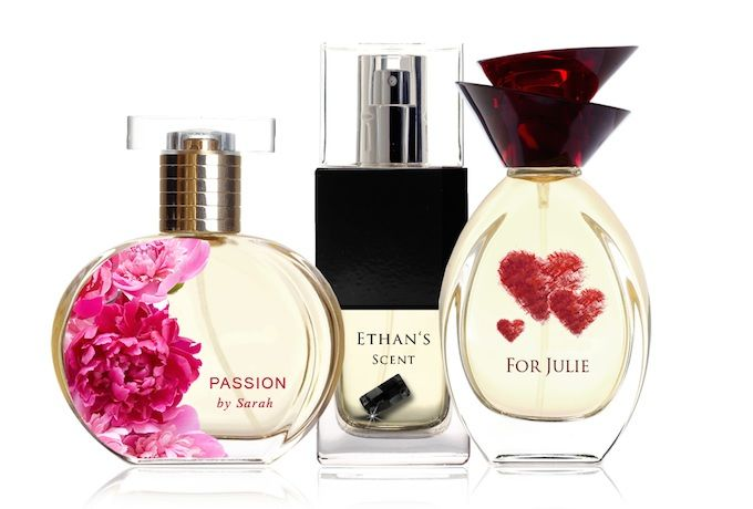 Hyper-Customized Perfumes