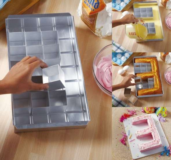 Customizable Baking Pans