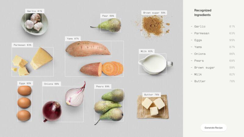 AI-Powered Personalized Cookbooks