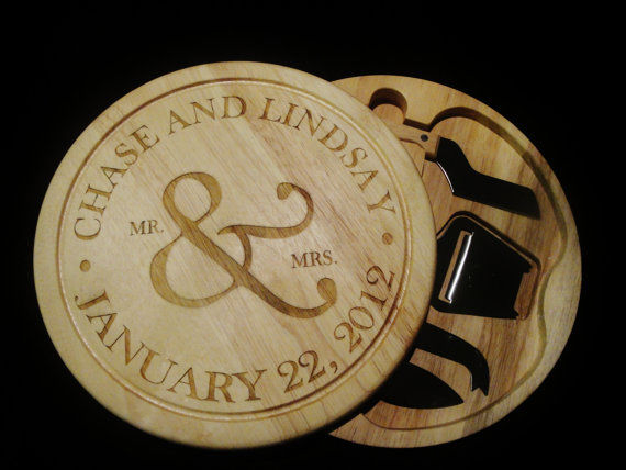 Monogrammed Chopping Blocks