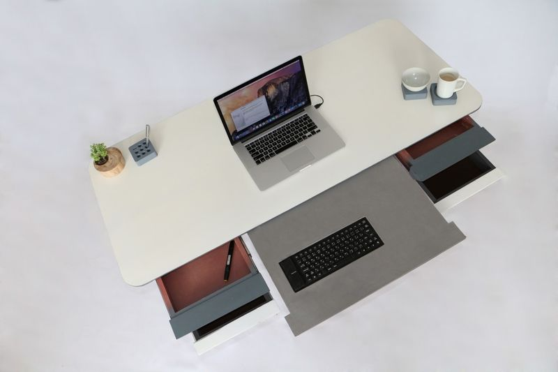 Modular Personalized Desks