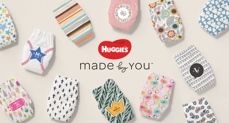 Fashionable Personalized Diapers