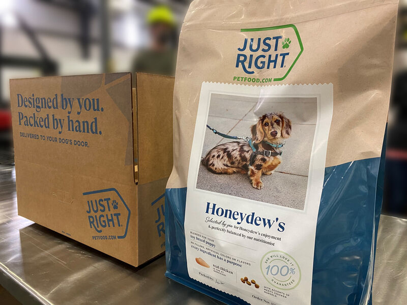 Personalized Dog Foods
