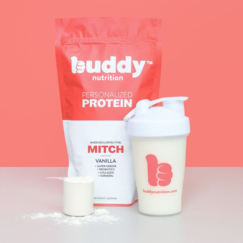 Personalized Protein Powders