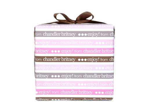 Pesonalized Gift Wrap