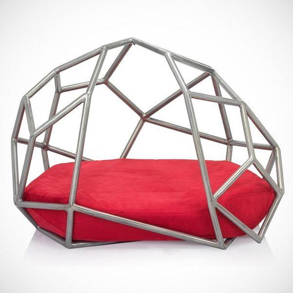 Futuristic Furry Friend Furniture