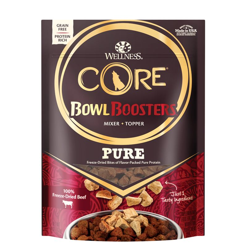 Protein-Rich Pet Food Toppers
