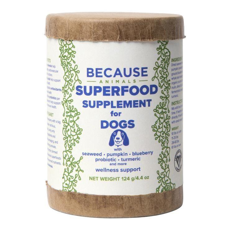Algae-Based Pet Supplements