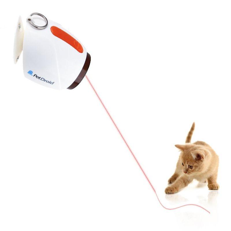 Auto-Laser Pet Toys