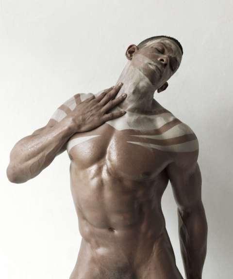 Wild Striped Skin