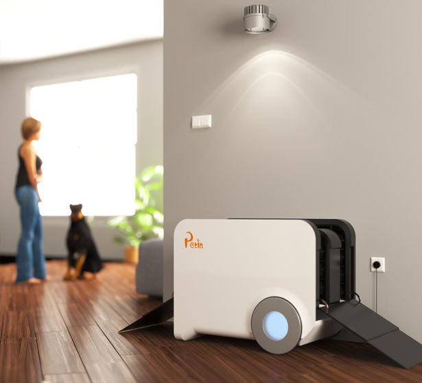 Dog-Cleaning Home Appliances