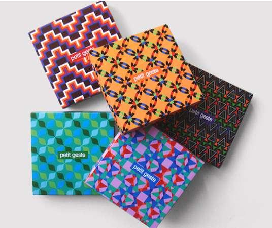Technicolor Textile Branding