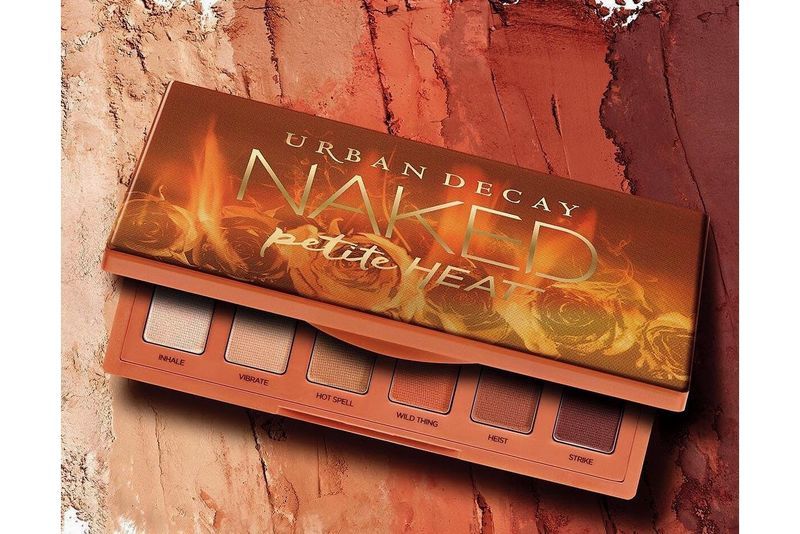 Fiery Mini Makeup Palettes
