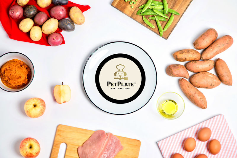 Gourmet Pet Food Deliveries
