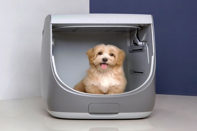 Self-Contained Pet Grooming Appliances