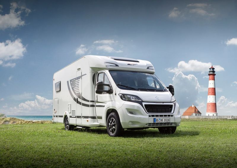 Well-Appointed Camper Vans