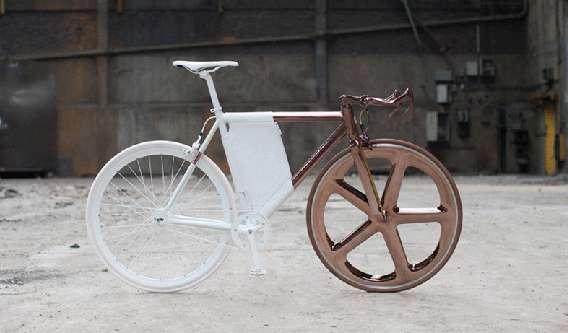 Daring Divided Bikes