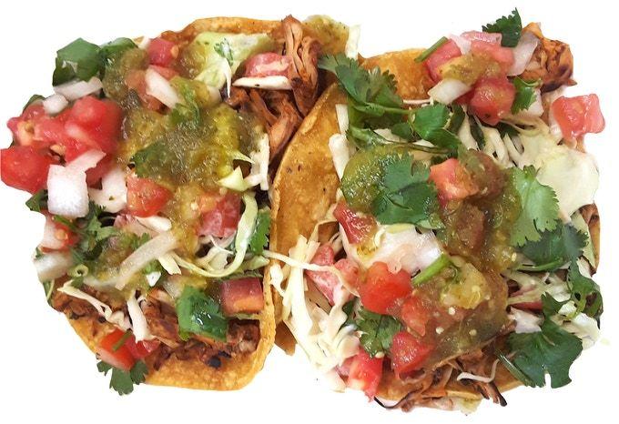 Vegan Mexican Foods