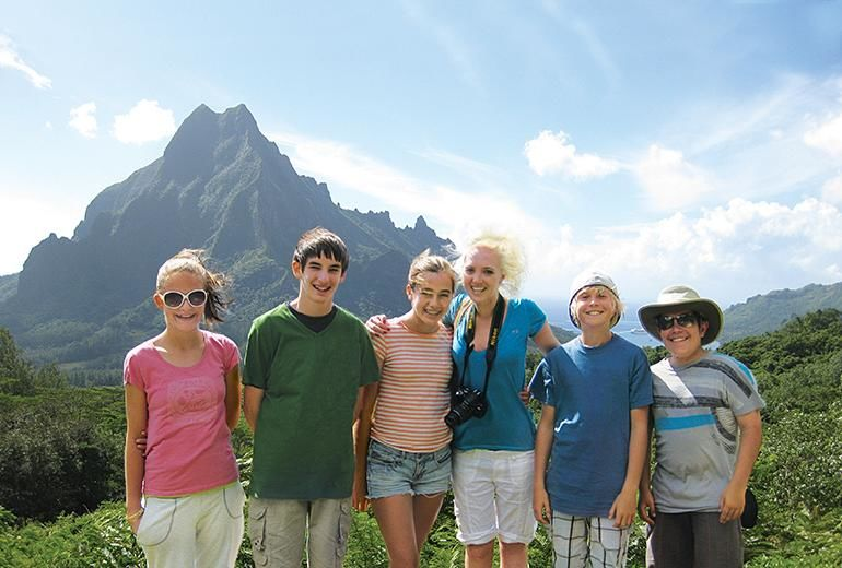 Child-Centered Cruise Programs