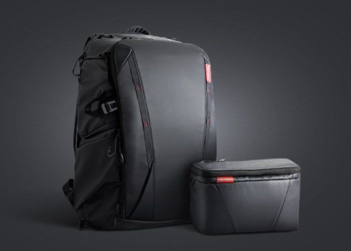 Expandable Field-Ready Camera Bags