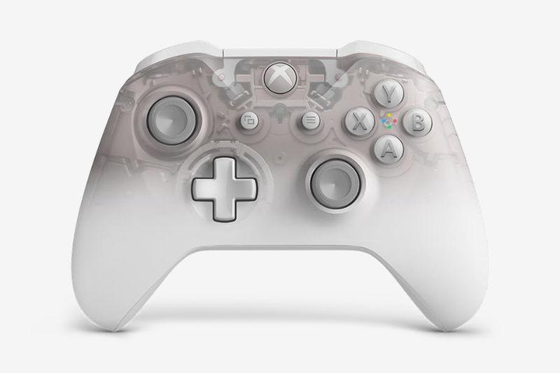 Semi-Translucent Game Controllers