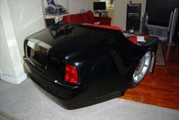 Rolls-Royce Sofas