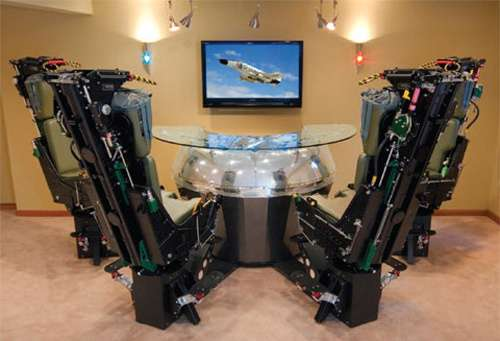 Ejection Seat Bars