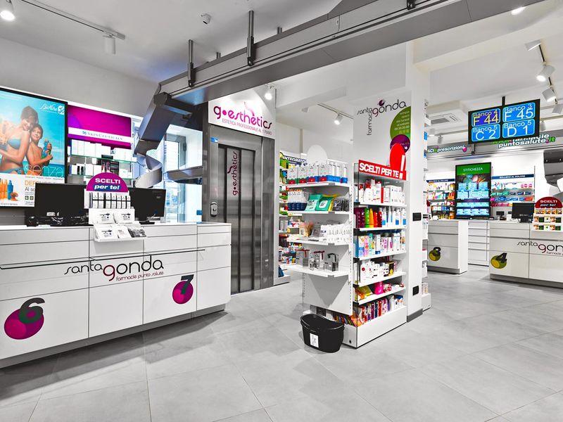 Graphic Pharmacy Merchandising
