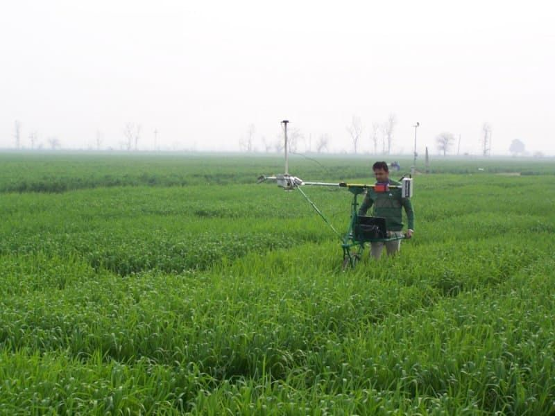 Portable Phenotyping Carts