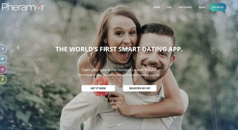 Genetic Dating Apps