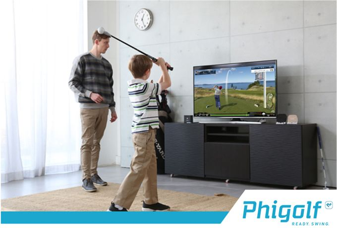 Indoor Golfing Training Systems